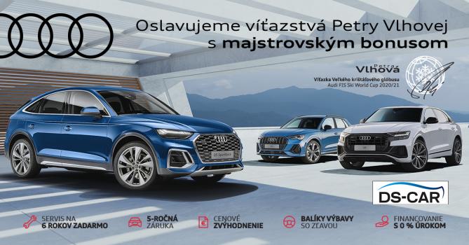 Audi maj 2021