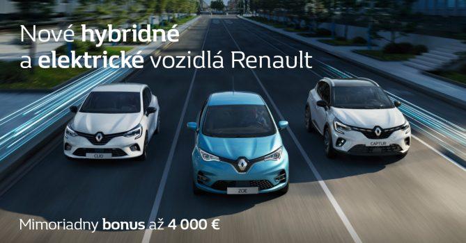 Renault december