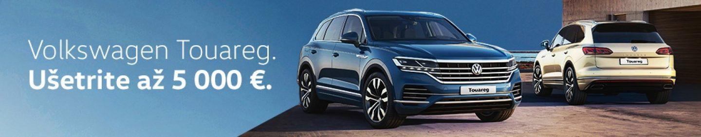 VW Touareg nov
