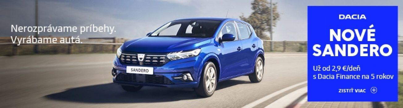 Dacia maj 2021