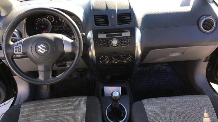 Suzuki sx4 15 glx ac