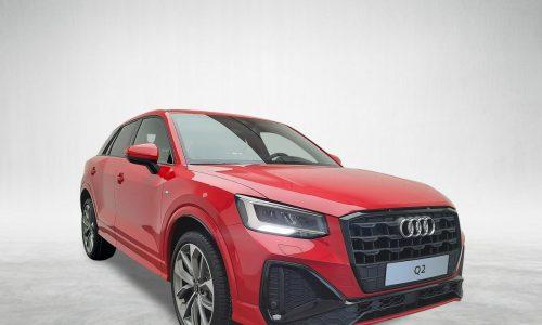 adcar-Audi Q2 S line 35 TFSI STR
