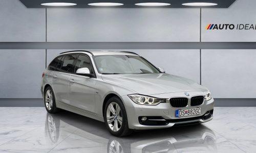 adcar-BMW rad 3 Touring 320i Touring A/T Sport Line