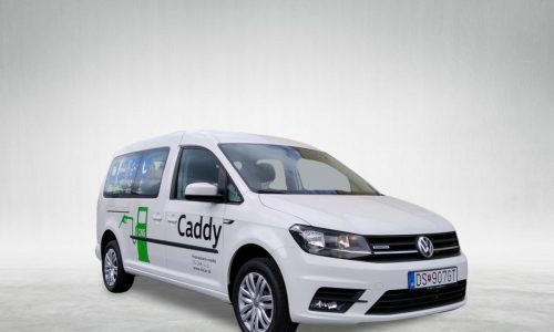 adcar-Volkswagen Caddy 4 Trendline MAXI CNG