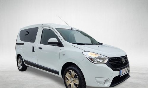 adcar-Dacia Dokker 1,6 SCe + LPG