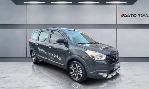 adcar-Dacia Lodgy 1,3 TCe 96kW/130k Celebration 5 miest