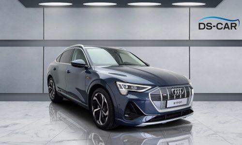 adcar-Audi e-tron Sportback S-line 55 quattro