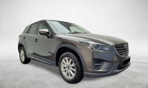 adcar-Mazda CX-5 2.2 Skyactiv-D Challenge A/T