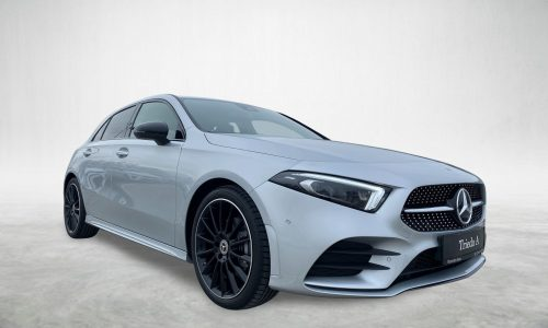 adcar-Mercedes-Benz A 180