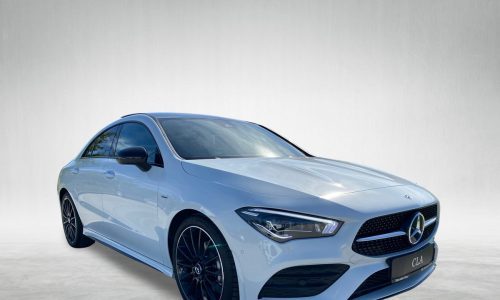 adcar-Mercedes-Benz CLA 180 kupé