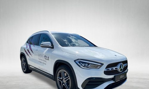 adcar-Mercedes-Benz GLA 180d