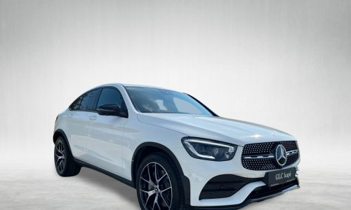 adcar-Mercedes-Benz GLC 220d 4 MATIC kupé