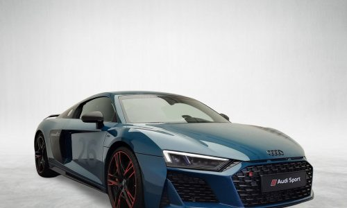 adcar-R8 Coupe V10 Performance