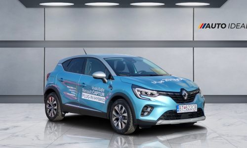 adcar-Renault Captur Intens E-TECH Plug-in 160