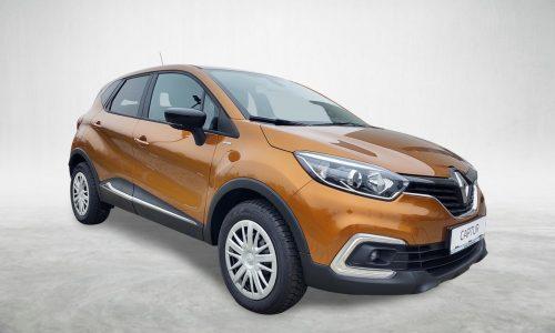adcar-Renault CAPTUR Limited TCe 90