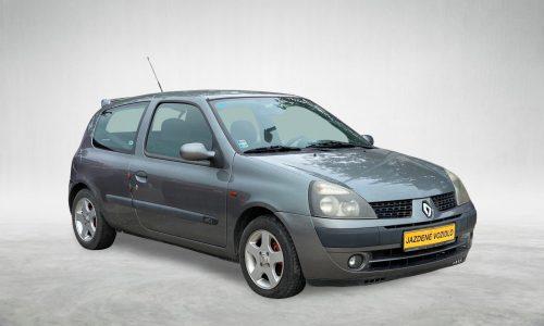 adcar-Renault Clio II 1.5 dCi Expression