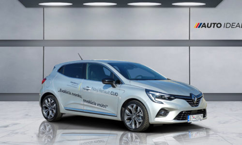 adcar-Renault Clio Intens TCe 90
