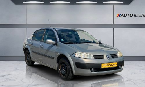 adcar-Renault Megane II Berline dCi