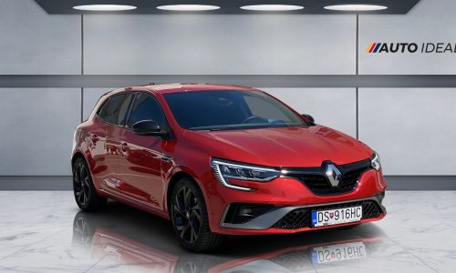 adcar-Renault Megane IV ph.2, R.S.Line  TCe 140 GPF