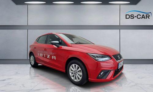 adcar-SEAT Ibiza Xcellence 1,0TSI 95K 5-G