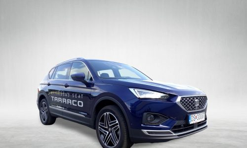 adcar-SEAT Tarraco Xcellence Limited 2,0TSI 140kW 7-DSG 4DRIVE