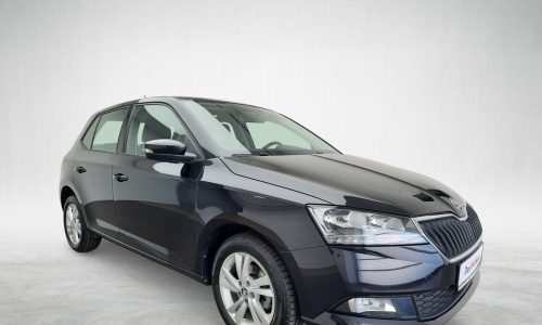 adcar-ŠKODA Fabia Ambition 1.0 TSI 70kW 5MP