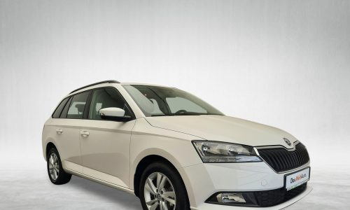 adcar-Škoda Fabia Combi Ambition 1.0 TSI