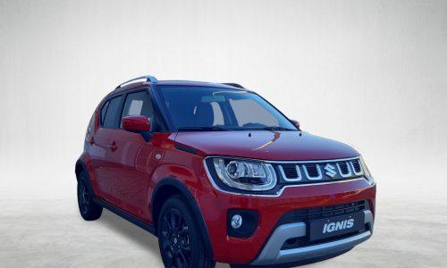 adcar-Suzuki New Ignis ISG 1,2 GL+ 2WD 5MT 112447