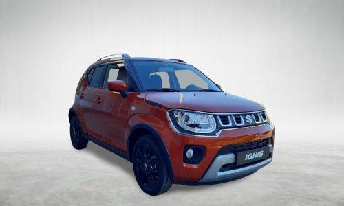 adcar-Suzuki New Ignis ISG 1,2 GL+ 2WD 5MT 104899