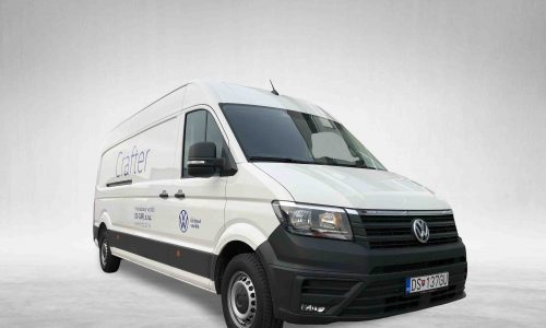 adcar-Volkswagen Crafter L4H3