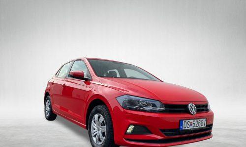 adcar-Volkswagen Polo Trendline 1.0 TSI 70kW/95PS