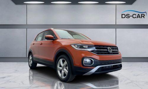 adcar-Volkswagen T-Cross Style 1.0 TSI 6G, 81kw/110ps